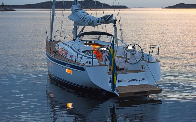 Hallberg-Rassy 340 | nova-yachting